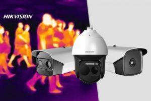 Camera Termica Hikvision